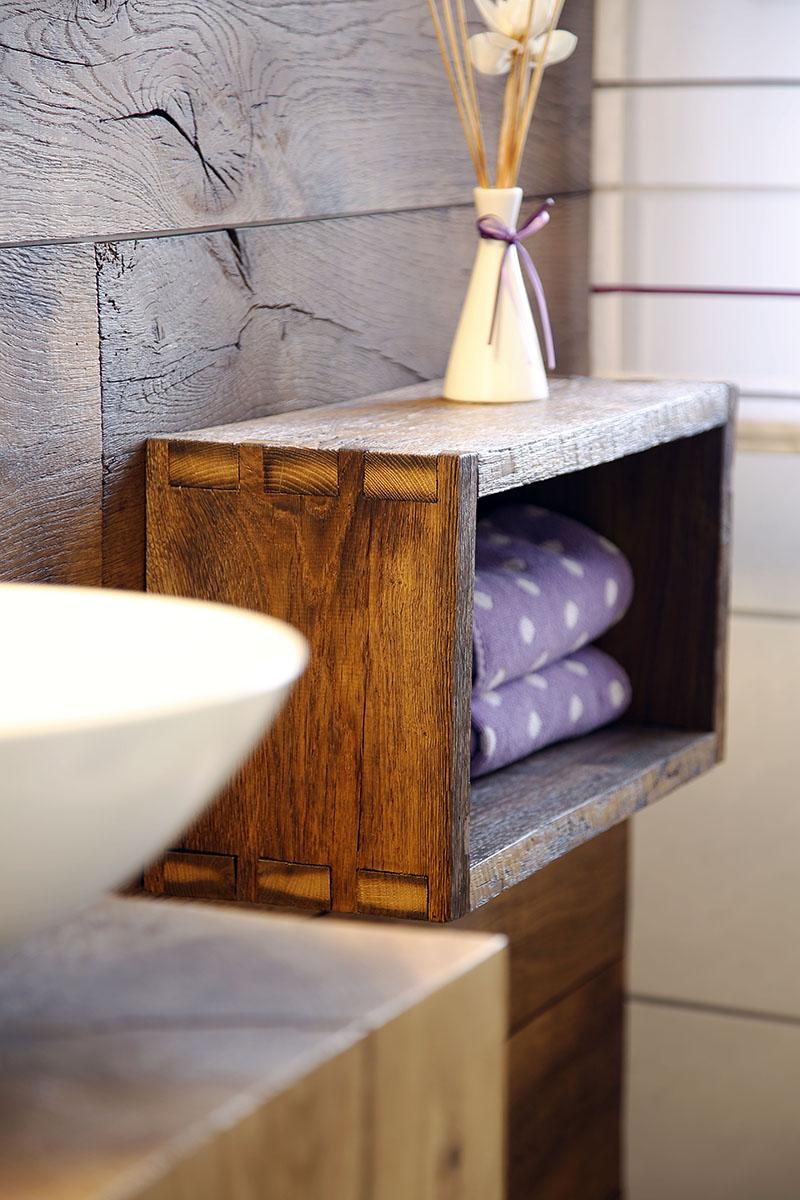 Badezimmer sind heute Wellness-Oasen mit gehobenen Ansprüchen